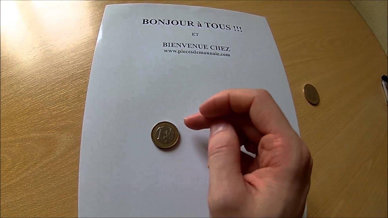 Comment Reconnaitre Des Fausses Pieces De Monnaie. intérieur Fausses Pieces Euros