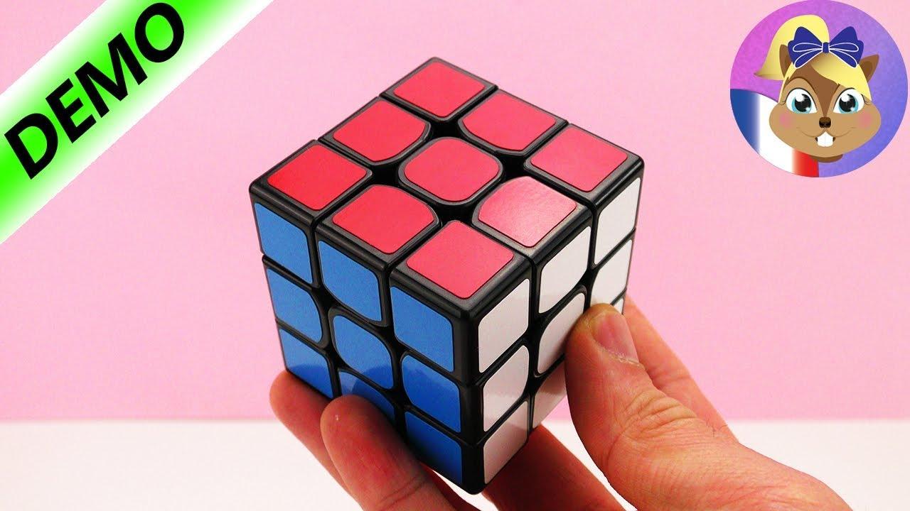 Comment Résoudre Un Rubik's Cube? Facile | Résoudre Un Rubik's Cube  Facilement | Joue Avec Moi pour Jouer Puzzle Gratuit