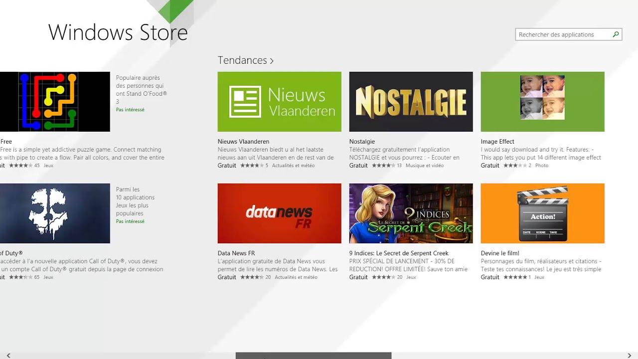 Comment Télécharger Des Jeux Et Des Applications Sur Windows destiné Jeux Des Differences Gratuit