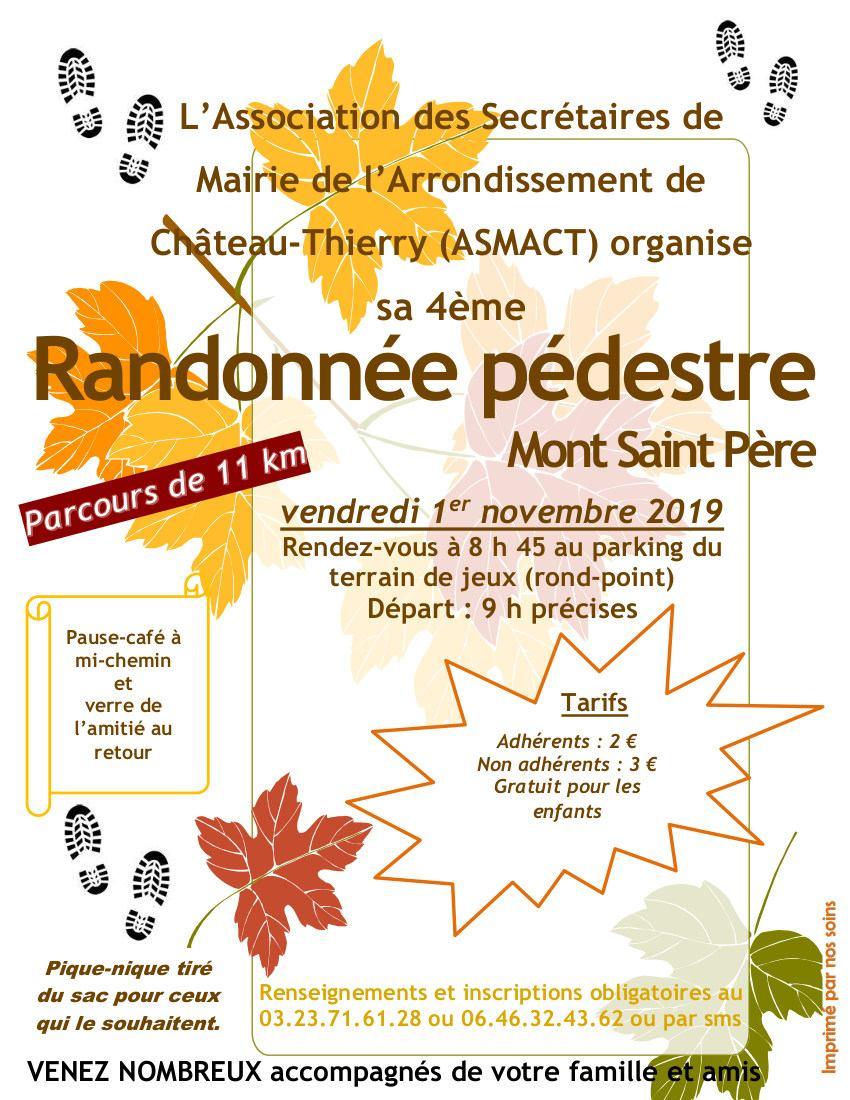 Commune De Condé-En-Brie • 4Ème Randonnée Pédestre Des avec Jeux De Parcours Gratuit