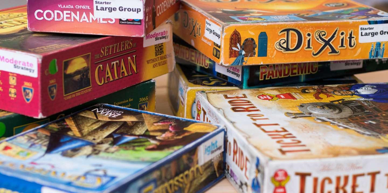 Comparatif : Les Meilleurs Jeux De Société Pour Adultes pour Jeu Interactif 3 Ans