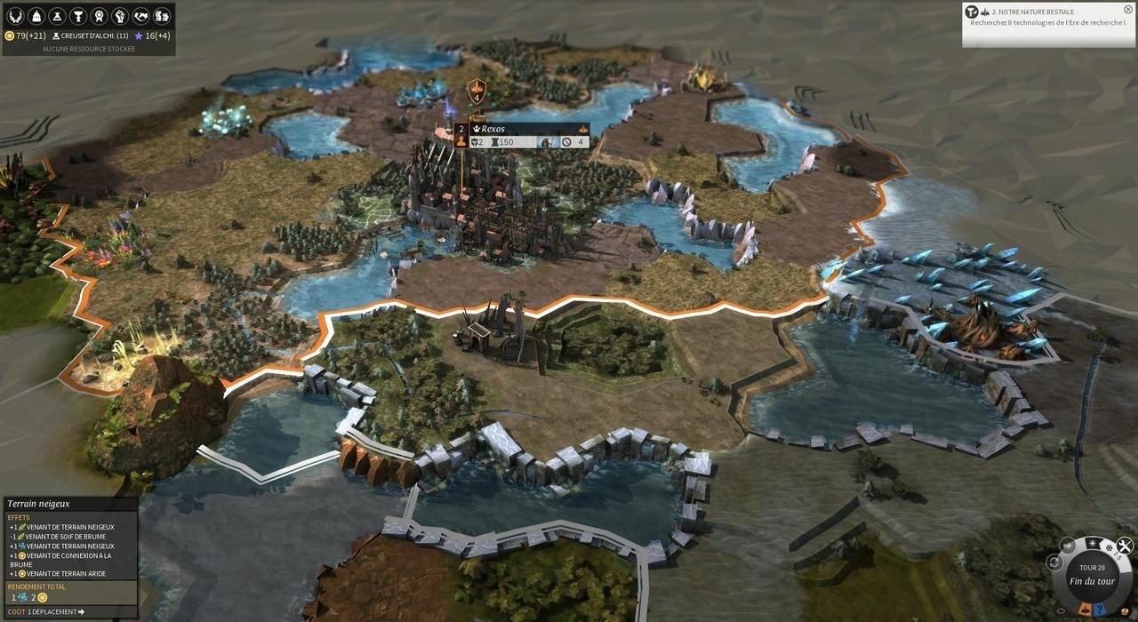 Concours 5 Ans] Le Jeu Endless Legend À Gagner Sur Steam tout Jeux Video 5 Ans