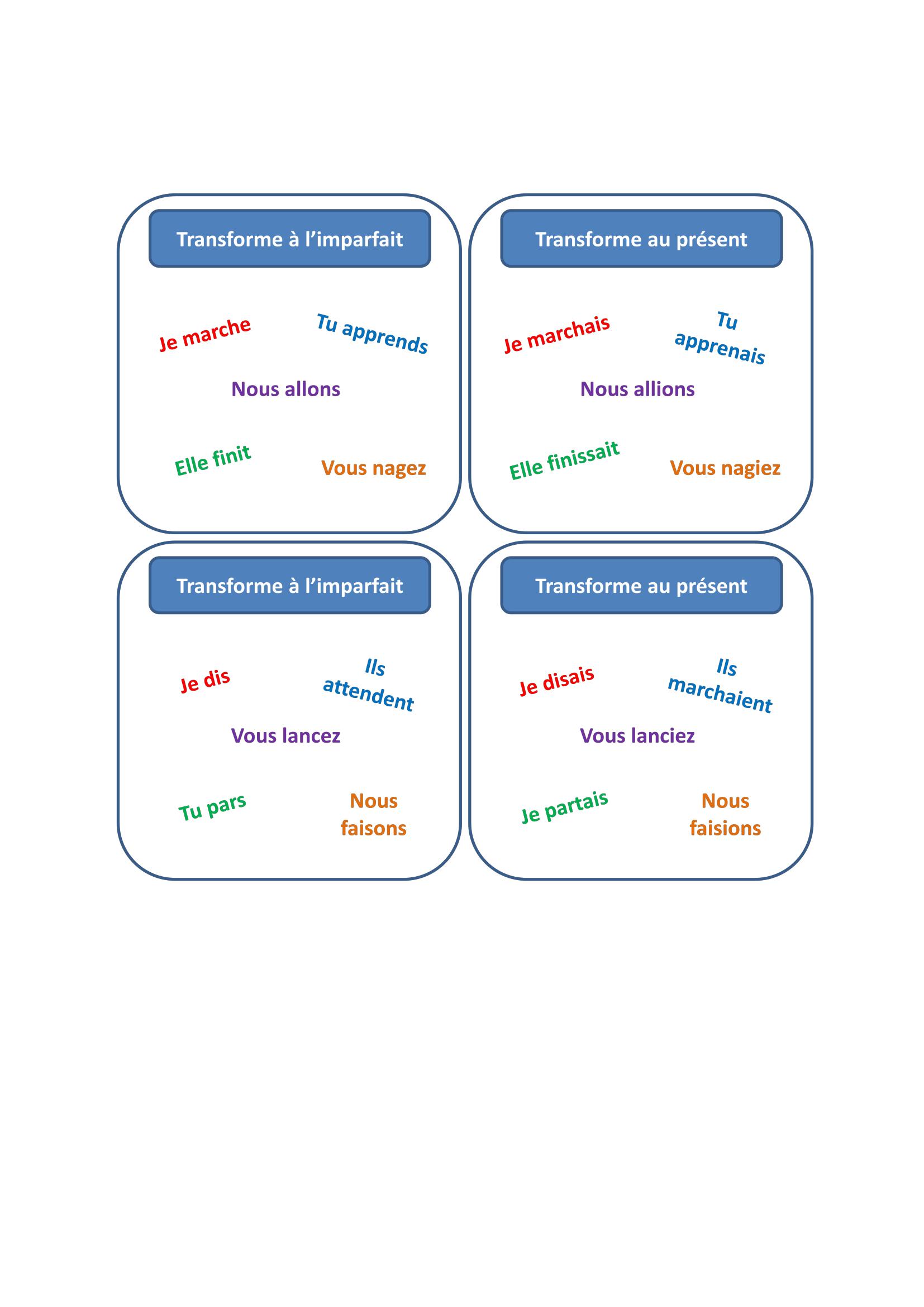 Conjugaison Ce2/cm1 - Tous Mes Classeurs serapportantà Anagrammes À Imprimer