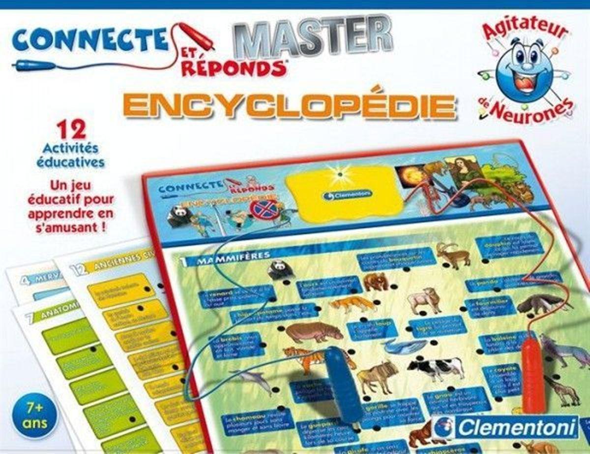 Connecte Et Réponds Master - Jeux Éducatifs Électroniques concernant Jeux Educatif 7 Ans