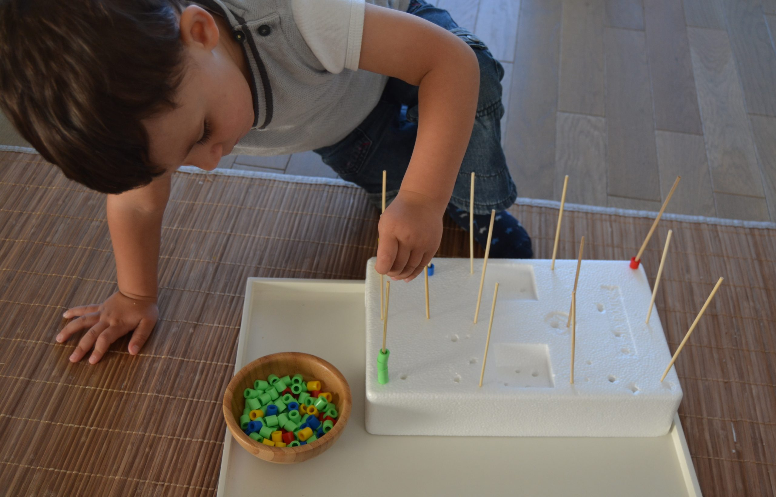 Coordination | Le Blog De Maman K. serapportantà Activité Montessori 3 Ans
