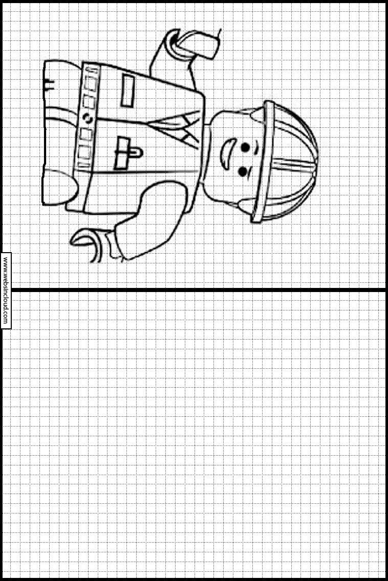Copie Dessins Sur Quadrillage Lego 8 avec Quadrillage À Imprimer