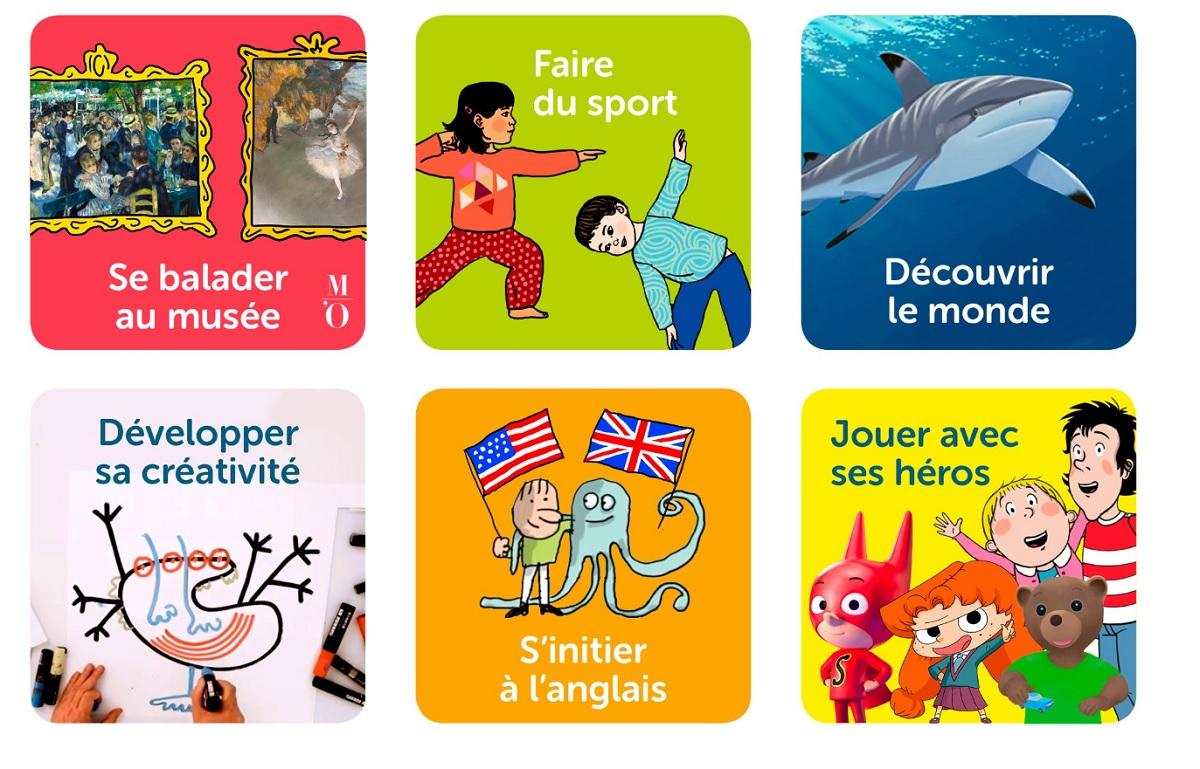 Coronavirus - L'application Bayam Pour Enfants Est Offerte dedans Jeux En Ligne Enfant Gratuit