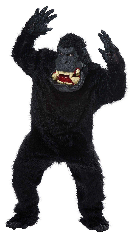 Costume De Gorille J'ai La Banane à Jeux De Gorille Gratuit