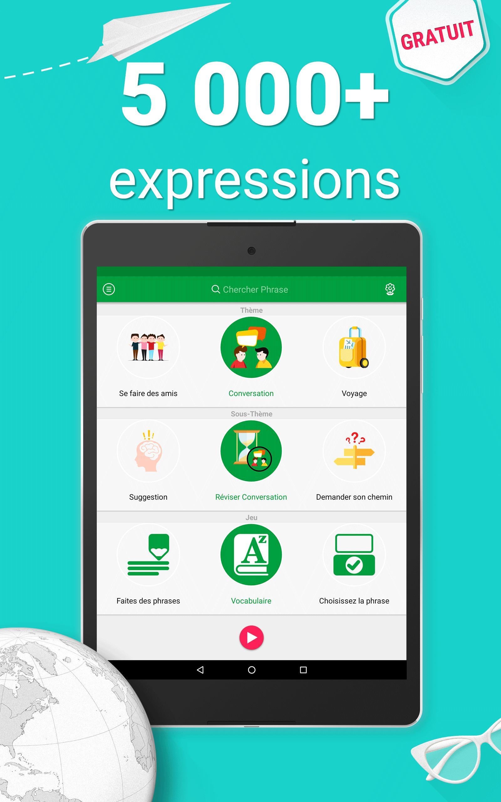 Cours De Russe - 5000 Expressions & Phrases Pour Android intérieur Apprendre Le Russe Facilement Gratuitement