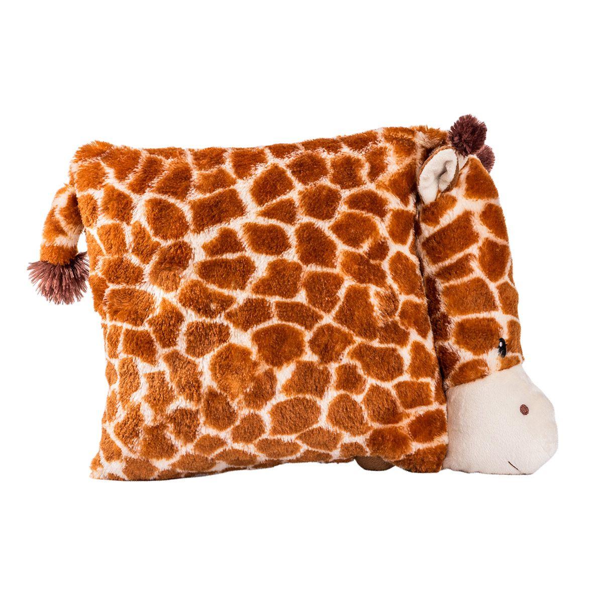 Coussin Girafe - Autres Jeux - La Grande Récré serapportantà Jeux De Girafe Gratuit