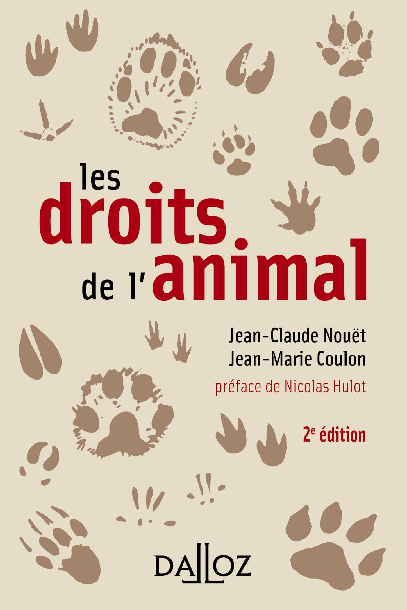 Cr: Les Droits De L'animal, De Jean-Claude Nouët Et Jean avec Les Animaux Qui Hivernent