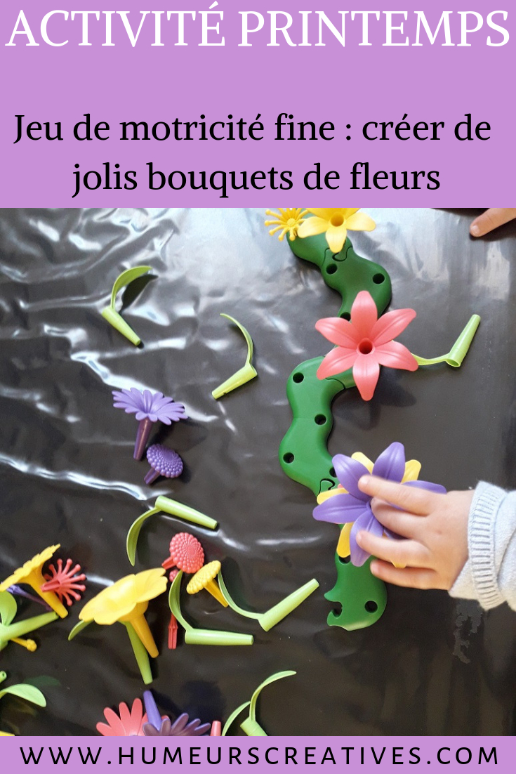 Créer Son Bouquet De Fleurs Avec Le Jeu Asmokids - | Idée De pour Jeux Ludique Pour Enfant