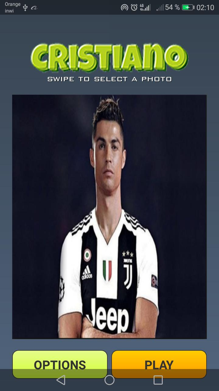 Cristiano Jigsaw Puzzle For Android - Apk Download serapportantà Puzzle Gratuit Facile