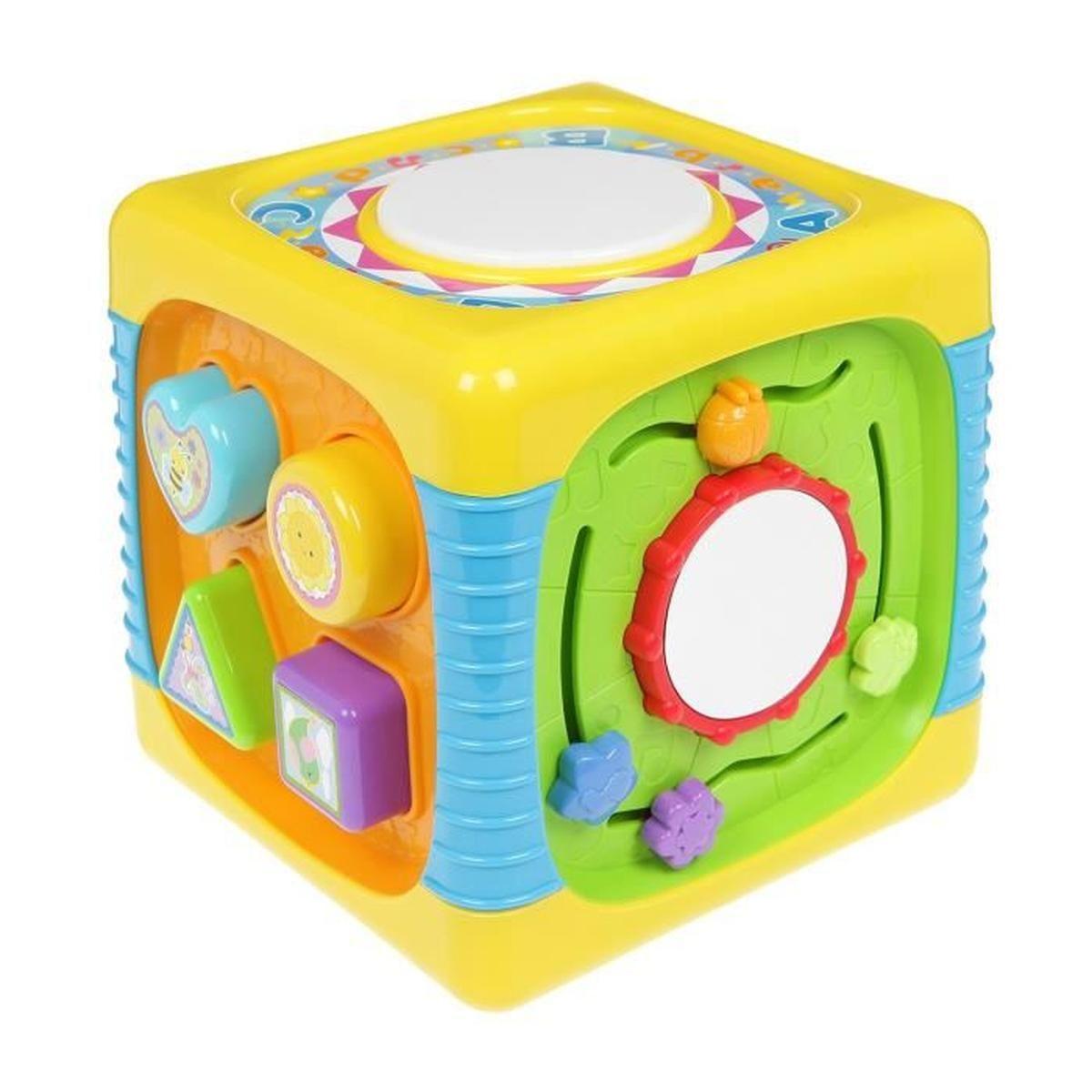 Cube Pour Bebe pour Jeu Pour Bebe 2 Ans Gratuit