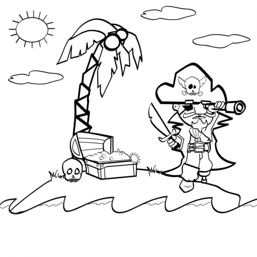 Cute Pirate Coloring Pages 209 Dessins De Coloriage Pirate À encequiconcerne Dessin A Imprimer De Pirate