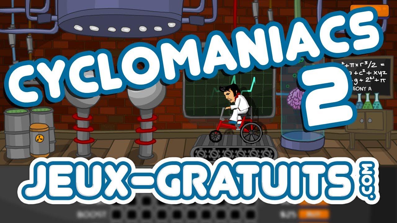 Cyclomaniacs 2 : Jeu Gratuit En Ligne Sur Jeux-Gratuits intérieur Jeux Gratuits De Bowling