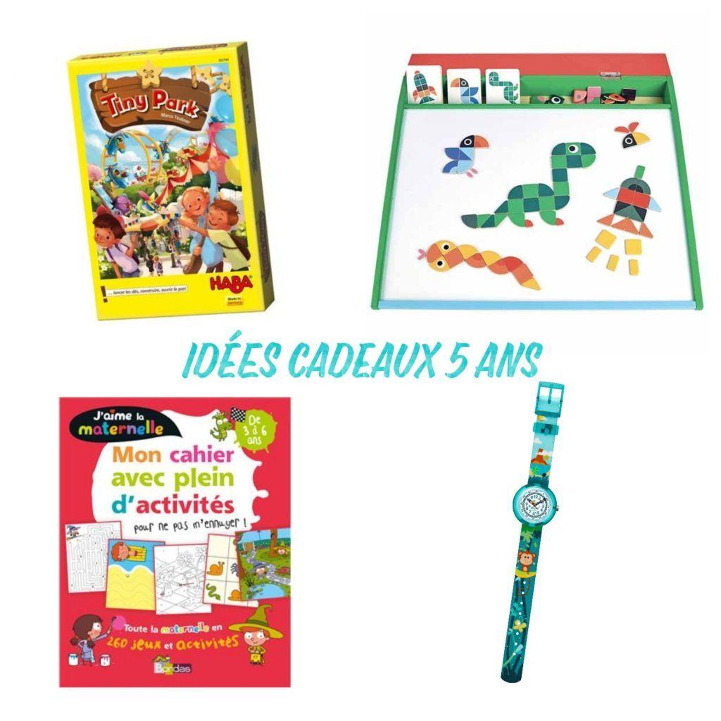 De Chouettes Idées Cadeaux Pour Ses 5 Ans | Cadeau Enfant 5 intérieur Jeux Gratuit Garcon 5 Ans