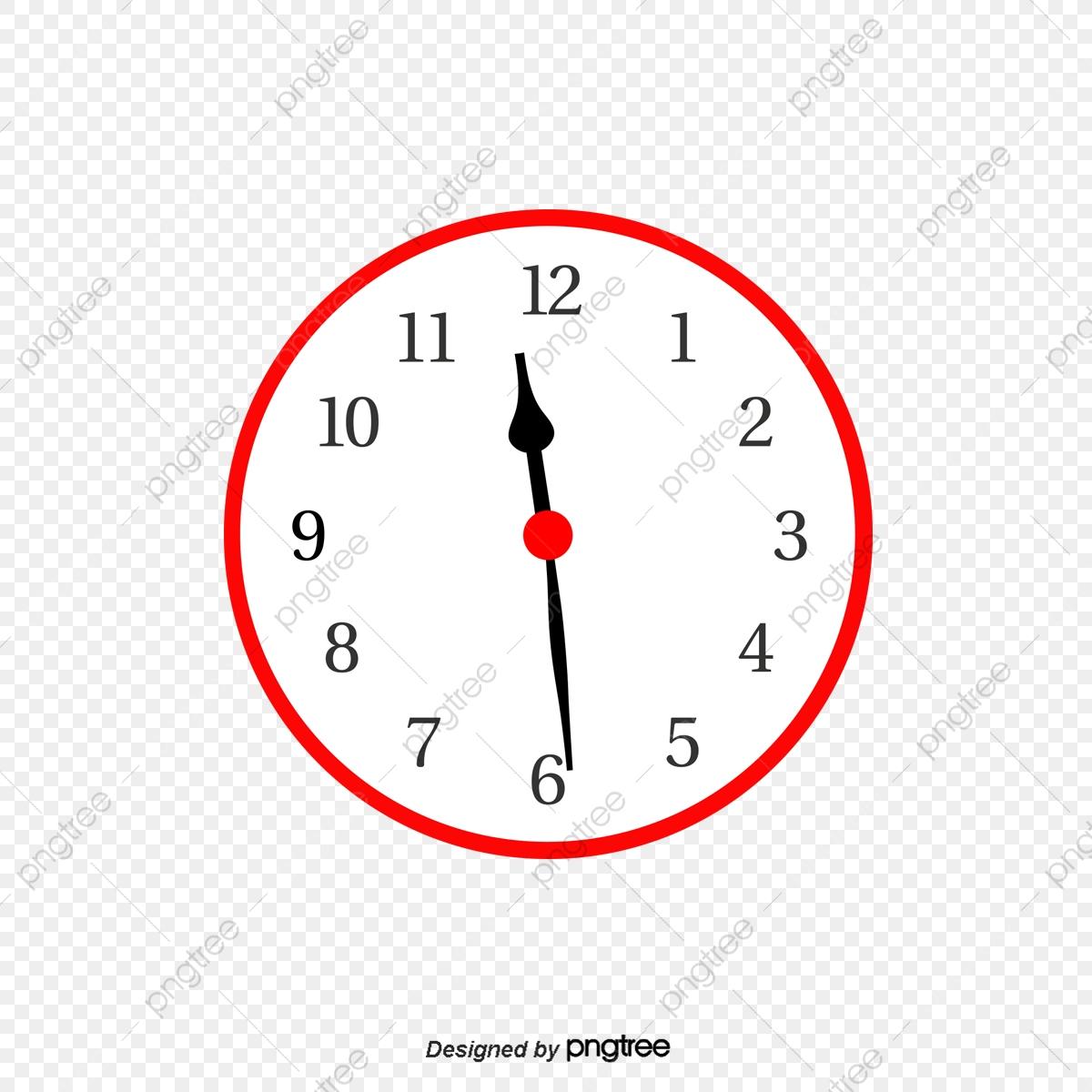 De Dessin Vectoriel D'horloge, Horloge, Le Dessin De L dedans Dessin D Horloge