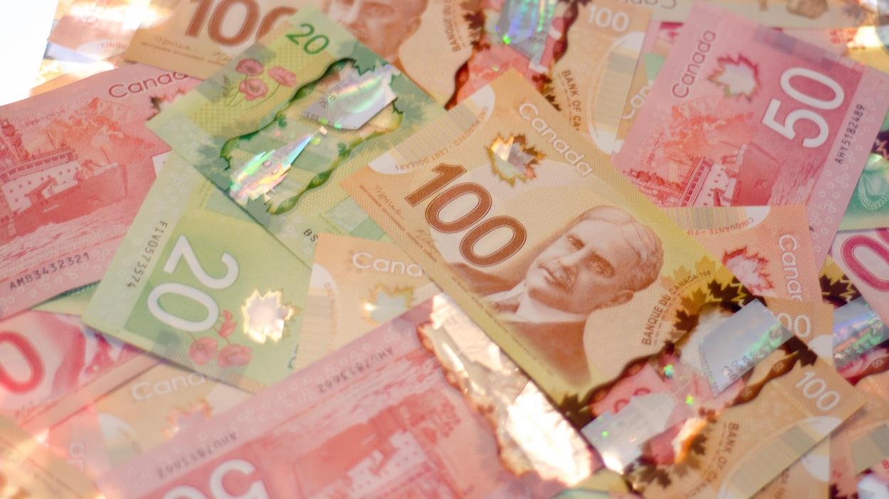 De Faux Billets De 50 $ Circulent Au Nouveau-Brunswick à Billet De 50 Euros À Imprimer