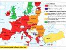 De L'espace Européen Aux Territoires De L'union Européenne tout Carte Géographique De L Europe