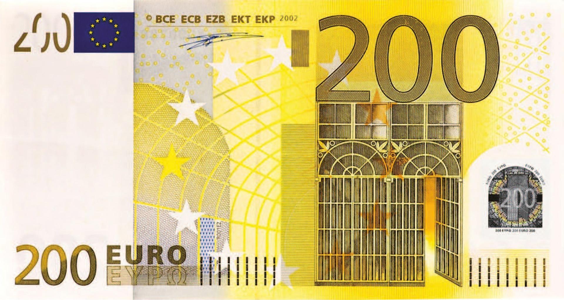 De Nouveaux Billets De 100 Et 200 Euros Fin Mai 2019 - M6 Météo serapportantà Billet De 100 Euros À Imprimer
