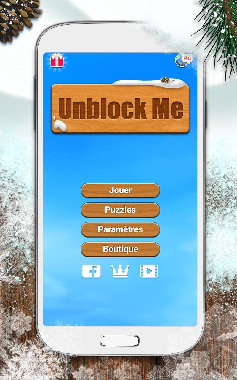 Débloque-Moi Gratuit - Unblock Me Free Pour Android destiné Jouer Aux Puzzles Gratuitement