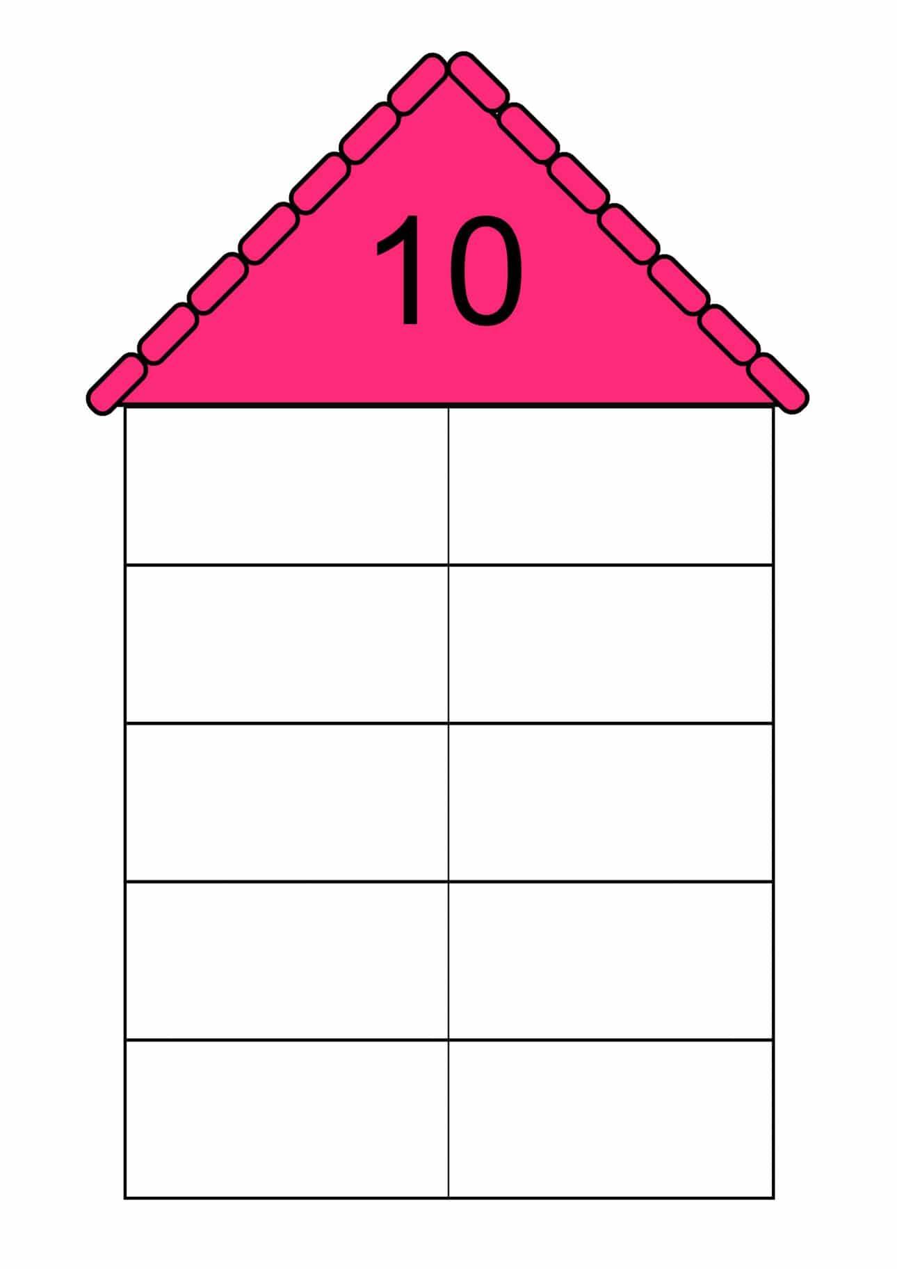 Décomposition Du Nombre 10 - Jeu, Mathématiques Grande à Jeux Maternelle Grande Section En Ligne