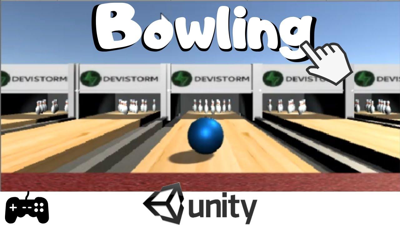 Défi: Créer Un Jeu Bowling Sur Unity!! (Partie 1) encequiconcerne Jeux De Bouligue