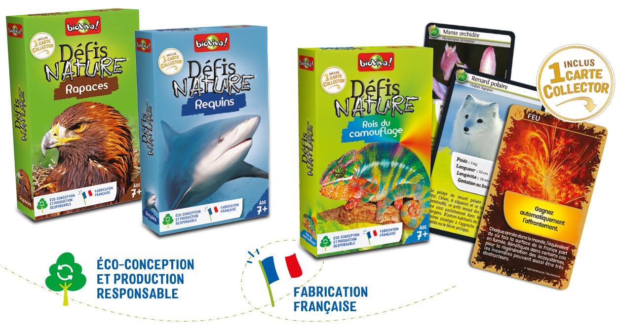Défis Nature Requins [Jeu De Société] – Féelyli dedans Jeu De Societe Requin