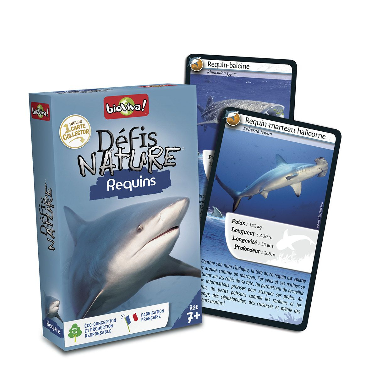 Défis Nature - Requins - Jeux De Société Et Puzzles - La avec Requin Jeux Video