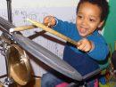Des « Cours » De Musique Pour Les Moins De 3 Ans | Maman tout Activité 2 3 Ans
