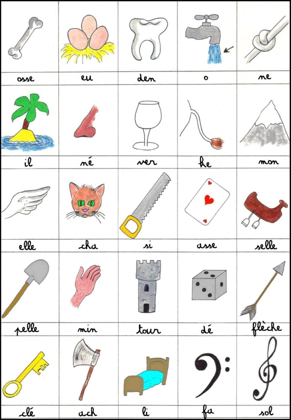 Des Idées D'énigmes Pour Les Enfants | Rebus Enfant, Chasse à Rébus À Imprimer