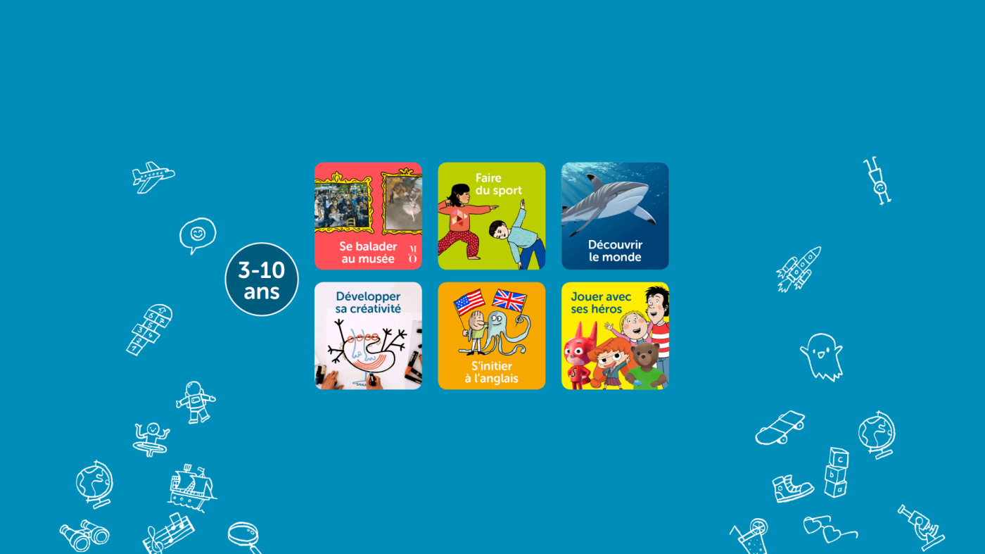 Des Idées Pour Occuper Vos Petits-Enfants À Distance Avec pour Jeux Enfant 6 Ans Gratuit