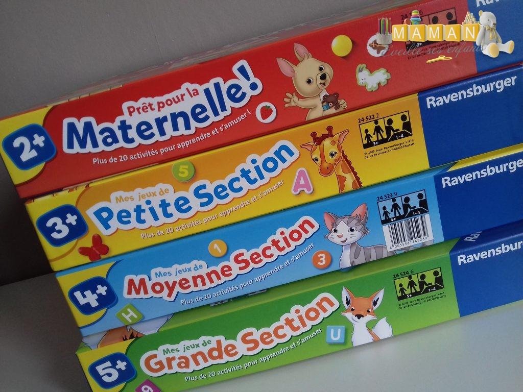 Des Jeux Éducatifs Au Top Pour Chaque Section De Maternelle à Jeux Maternelle Moyenne Section