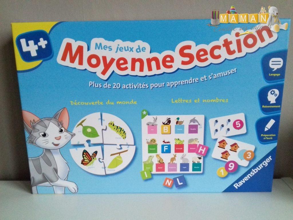 Des Jeux Éducatifs Au Top Pour Chaque Section De Maternelle avec Jeux Educatif Maternelle Moyenne Section