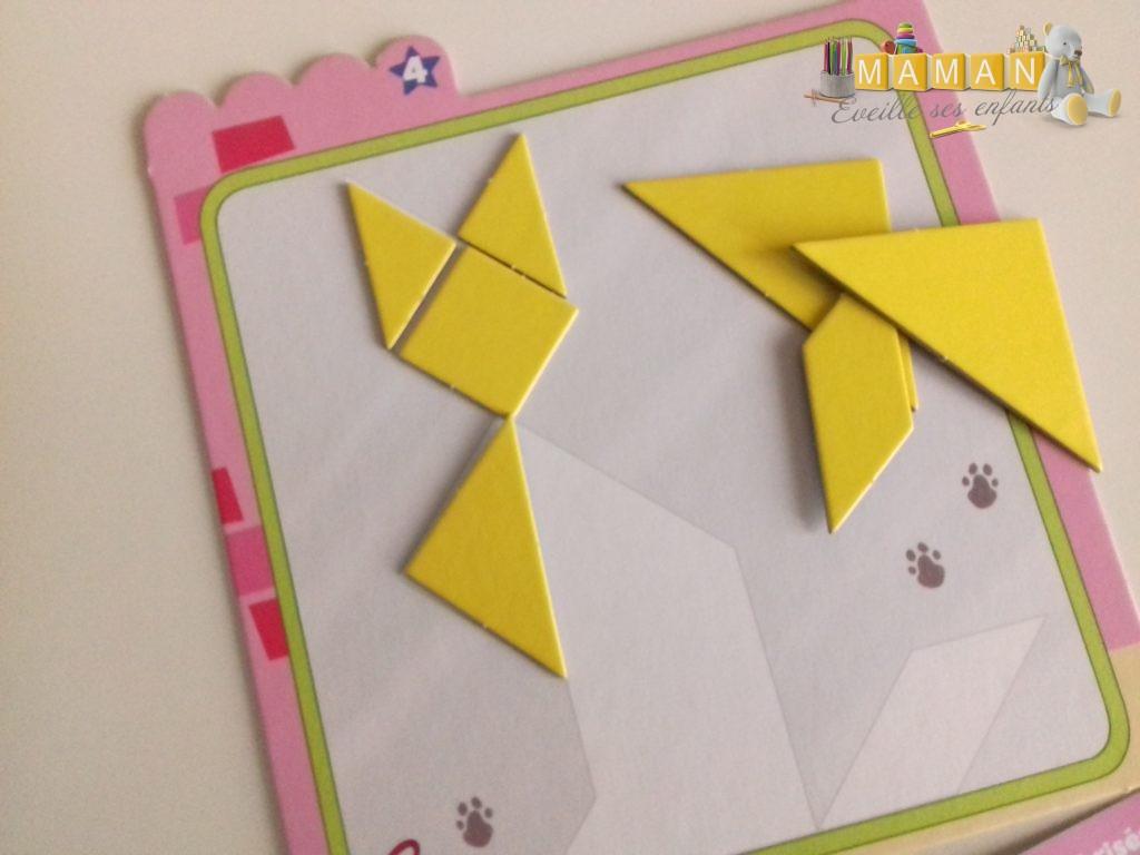 Des Jeux Éducatifs Au Top Pour Chaque Section De Maternelle avec Tangram Moyenne Section