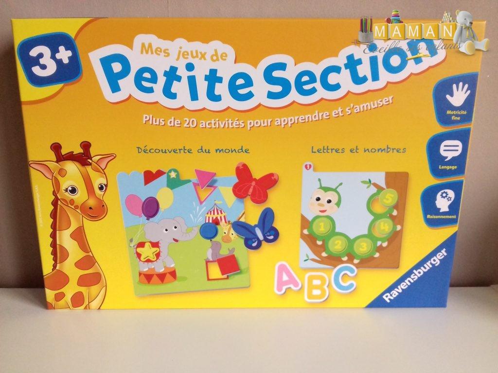 Des Jeux Éducatifs Au Top Pour Chaque Section De Maternelle dedans Jeux Educatif Petite Section