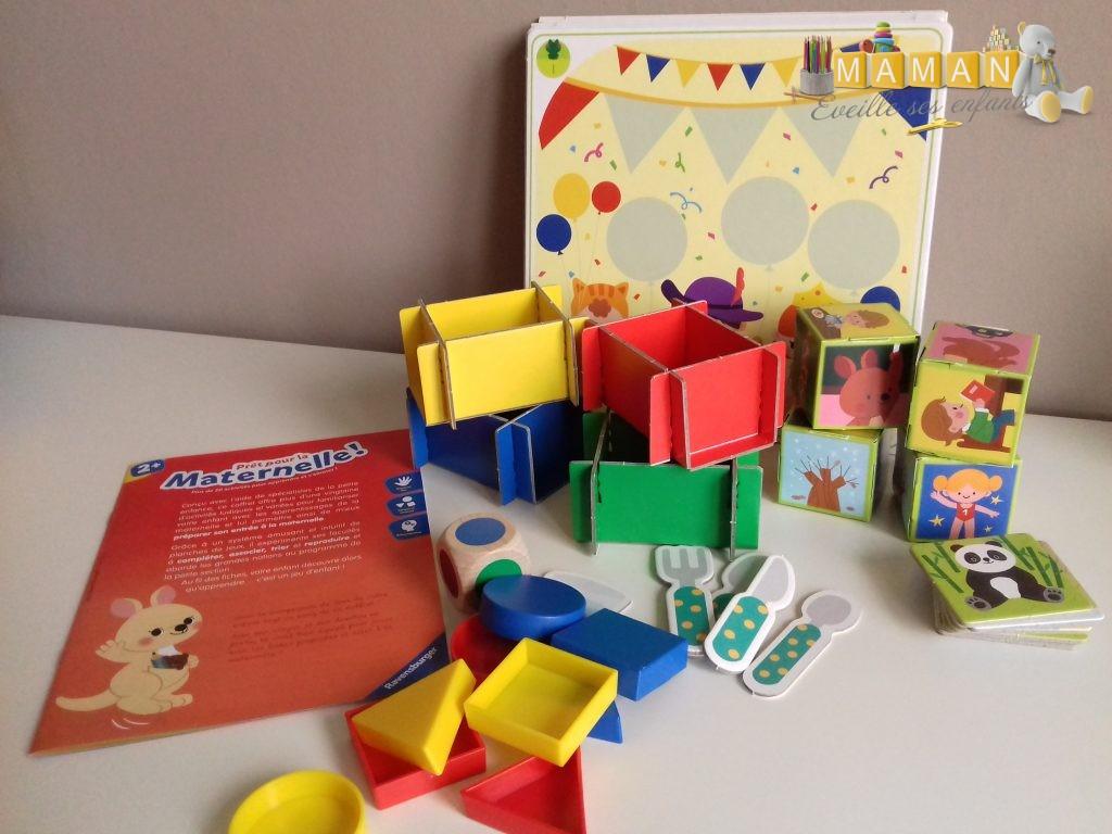 Des Jeux Éducatifs Au Top Pour Chaque Section De Maternelle destiné Jeu Educatif Maternelle