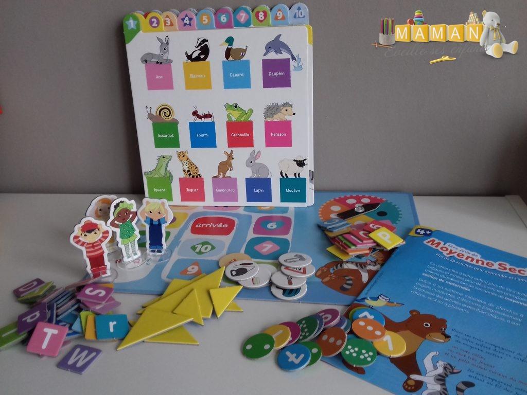 Des Jeux Éducatifs Au Top Pour Chaque Section De Maternelle serapportantà Jeux Educatif Petite Section
