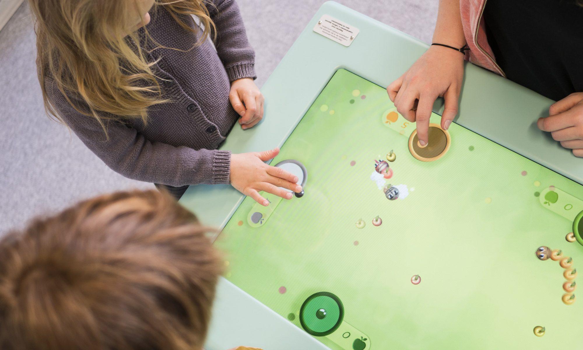 Des Jeux Ludiques Et Intelligents Pour Tables Tactiles, C concernant Jeux Intelligents Pour Enfants