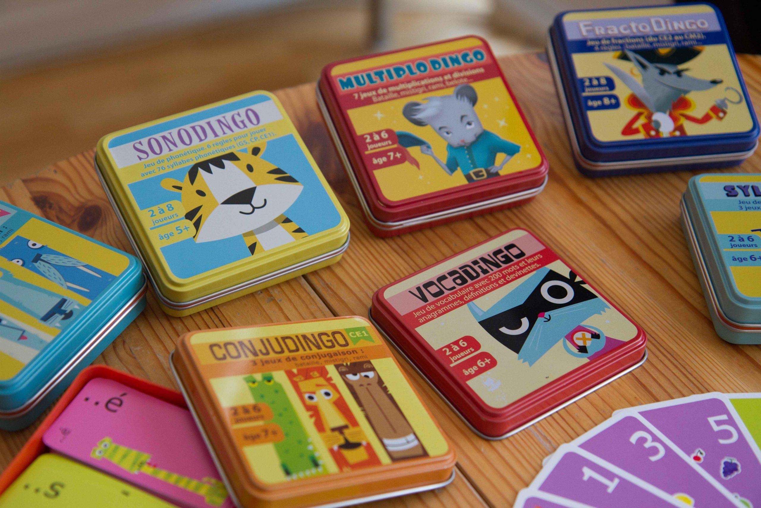 Des Jeux Pour Apprendre, C'est Cool… C'est Didacool destiné Jeux Ludique Pour Enfant