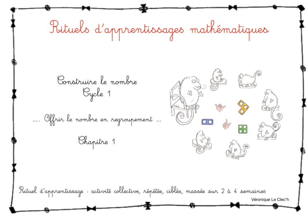 Des Rituels Math En Maternelle - La Classe Atelier avec Jeux D Apprentissage Maternelle
