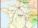 Dessertes Assurées En Tgv — Wikipédia avec Carte De France Grande Ville