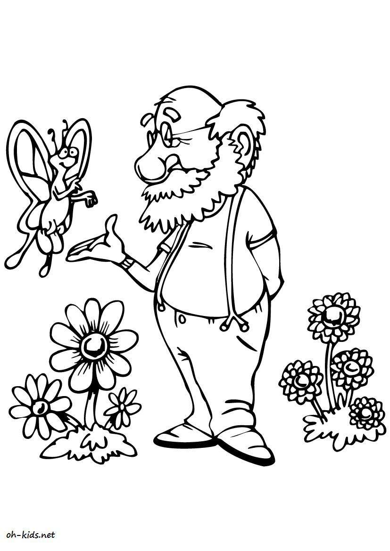 Dessin #479 - Coloriage Magnifique Papillon À Imprimer - Oh pour Dessin A Imprimer Papillon Gratuit