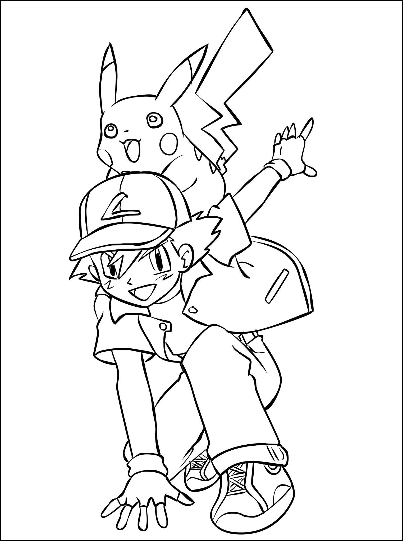 Dessin À Colorier En Ligne Gratuit Pokemon tout Dessin À Colorier En Ligne Gratuit