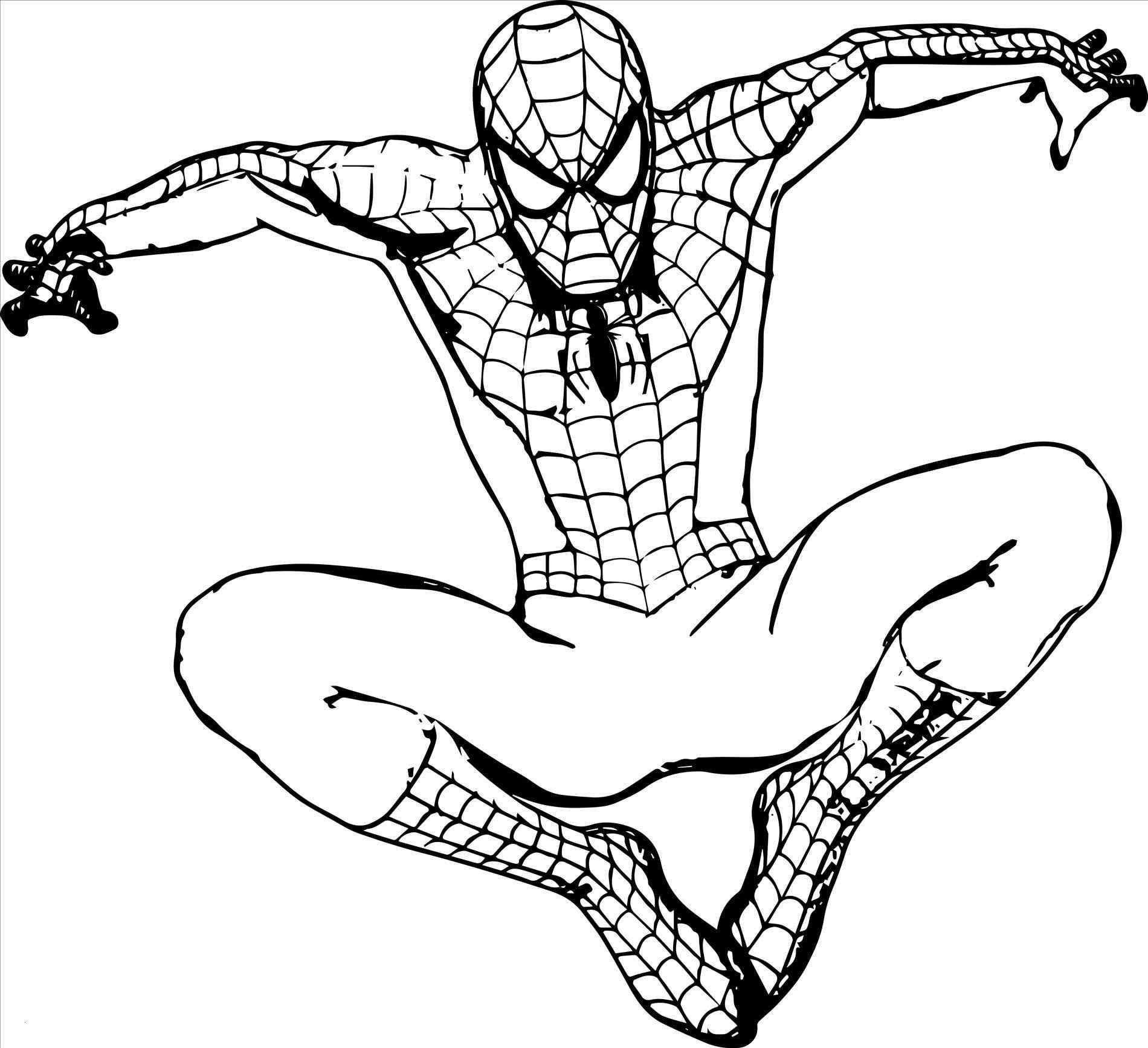 Dessin A Colorier Et Imprimer Spiderman tout Masque Spiderman A Imprimer