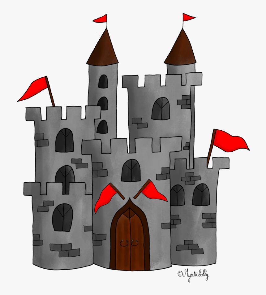 Dessin Chateau concernant Image De Chateau Fort A Imprimer