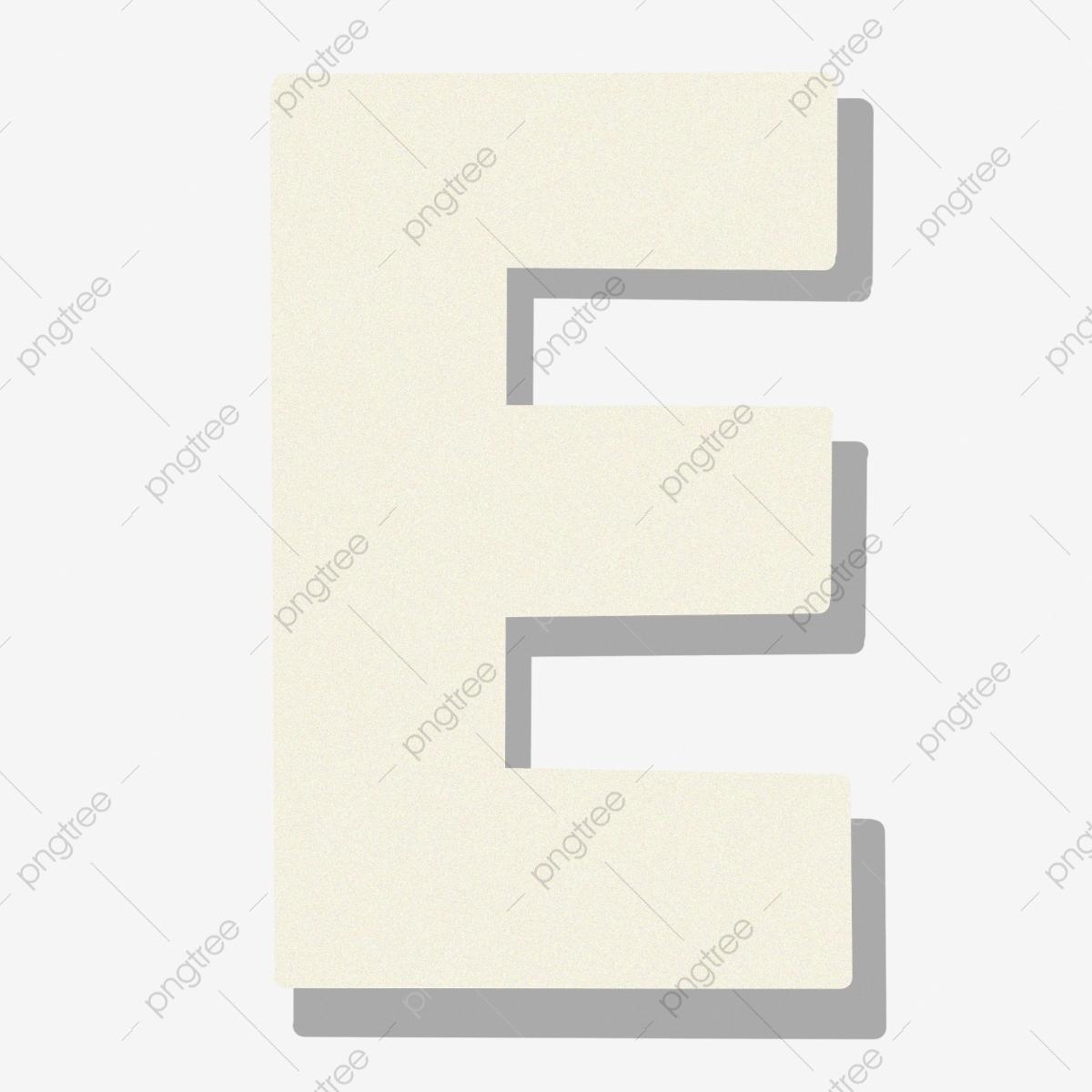 Dessin Créatif Lettre E, Dessin Animé, Simple, Lettre à Dessin Lettre E