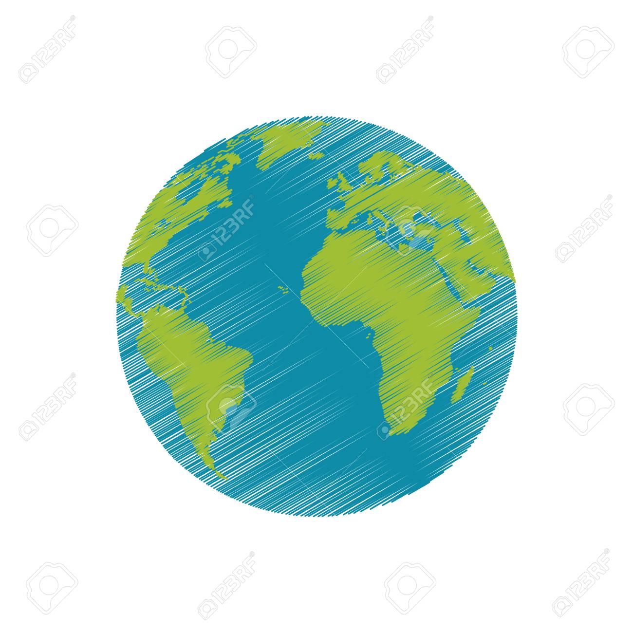 Dessin De La Terre avec Image De La Terre Dessin