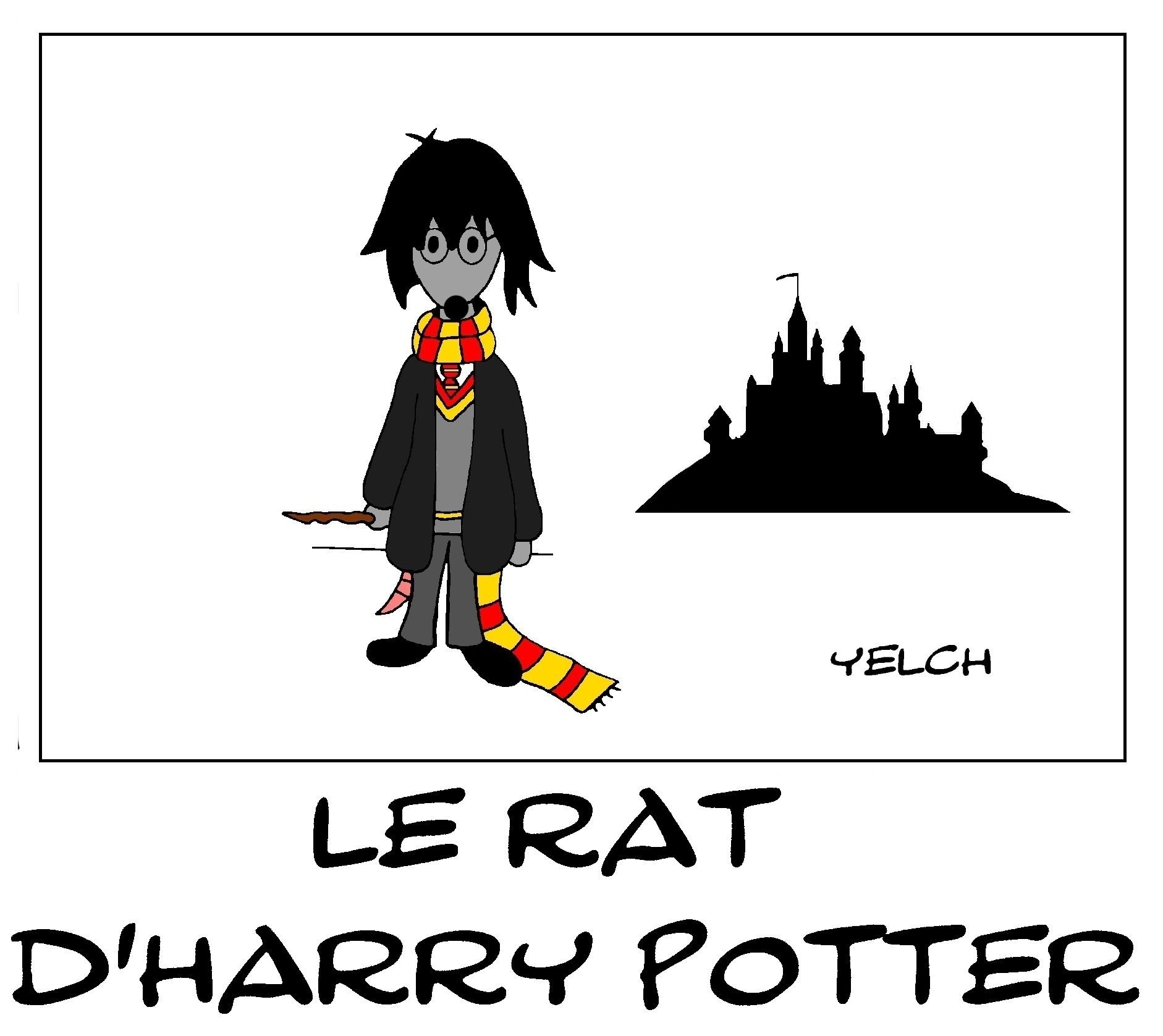 Dessin D'harry Potter – Blagues Et Dessins pour Dessin D Harry Potter